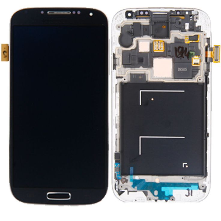 Samsung Galaxy S4 GT-I9500 LCD Screen and Digitizer with Frame