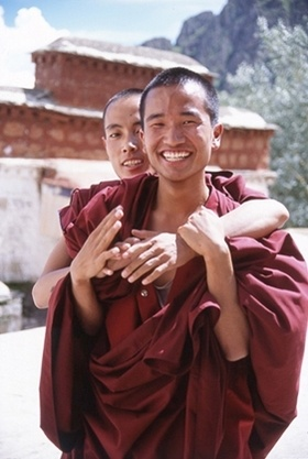 Tibet #buddhist #buddhism #monks