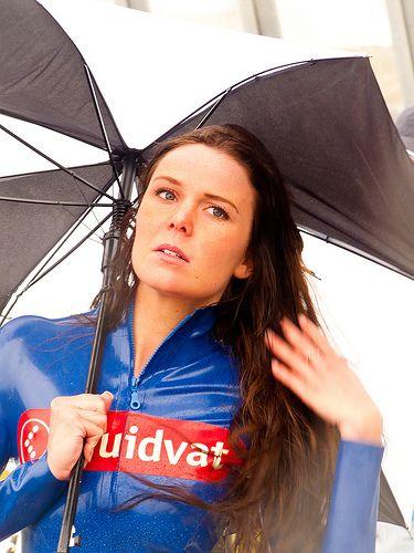 2012 Easter Races Zandvoort: Kruidvat-Gillette grid girl | by 8w6thgear