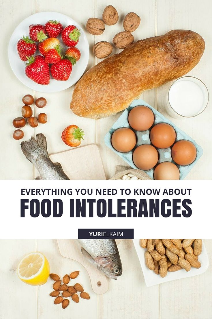 Tired of feeling bloated and blah? You might have a food intolerance. Learn the symptoms, common causes, and what you can do to feel better fast.   Yuri Elkaim