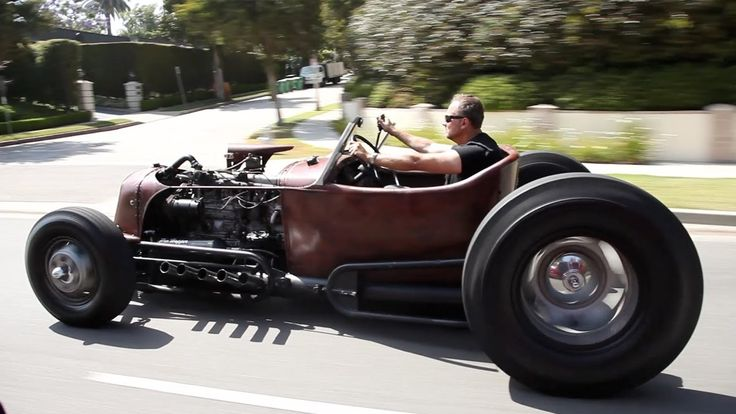 Have fun!!! Perfect. If I had money enough => Satan's Rat-Rod: 1931 ForD - /BIG MUSCLE