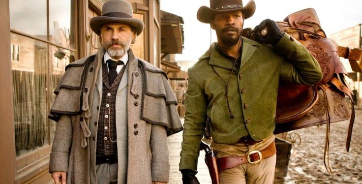 Django Unchained - Tarantino