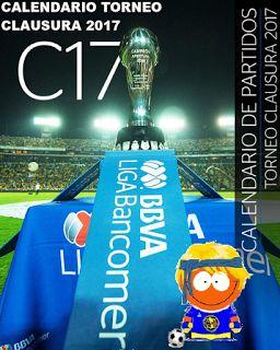 Blog de palma2mex : Calendario del futbol mexicano Torneo Clausura 201...