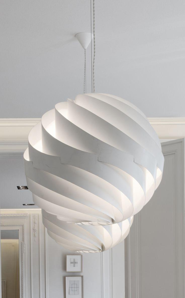 GUBI // Turbo pendant lamp by Louis Weisdorf