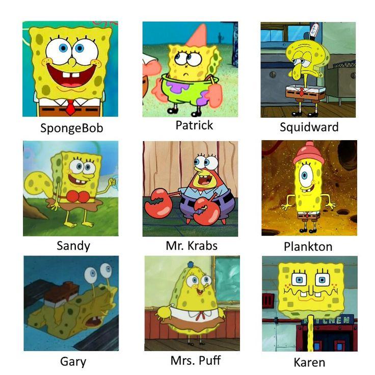 Spongebob                                                                                                                                                     More