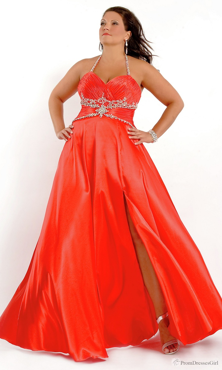 168 best images about Plus size {prom} on Pinterest | Plus size ...