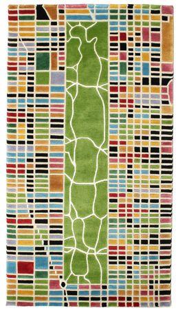 New-Yorker / Manhattan tapijt MRX120 160x90, Design by: Samuel Coisne - CarpetVista