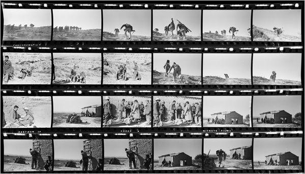 Robert Capa, sequenza di scatti dalla battaglia di Rio Segre