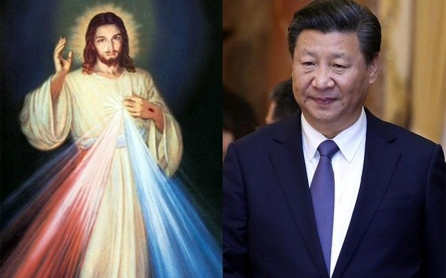 Not Christ but Xi will save you Christians in China asked to replace Jesus images with Jinping - India Today #757Live