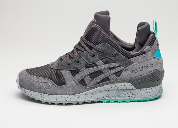 Asics Gel Lyte III Receives SneakerBoot Revision for 2016