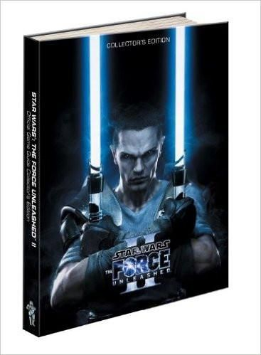 Star Wars The Force Unleashed 2 Collector's Edition: Prima Official Game Guide Hardcover
