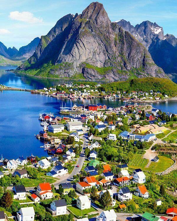 Norveç dünyanın en güzel ülkelerinden bir kaçı.. Elbette Türkiye'den sonra  #norway #norveç