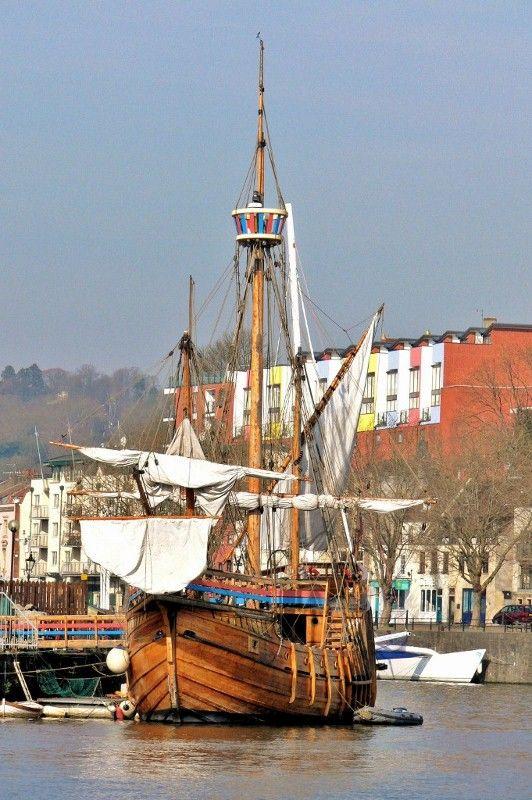 The Mathew, Bristol, England Copyright: Marion Morgan