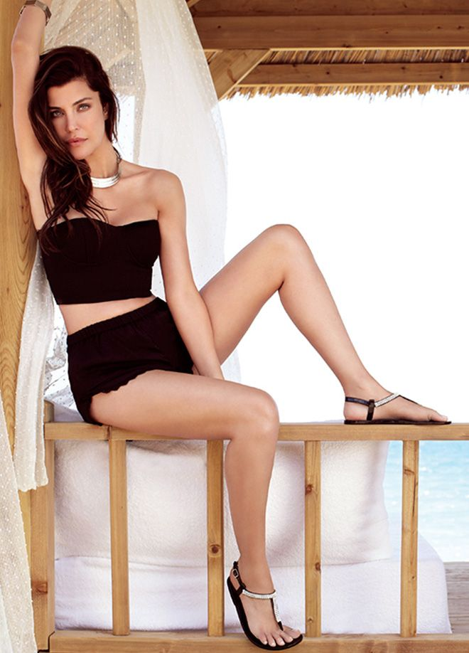 B0982-Tw Elite Sandalet Markafoni'de 39,90 TL yerine 27,99 TL! Satın almak için: http://www.markafoni.com/product/4375232/