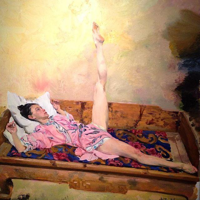 Liu Xiaodong, Pink Phoenix, 2011