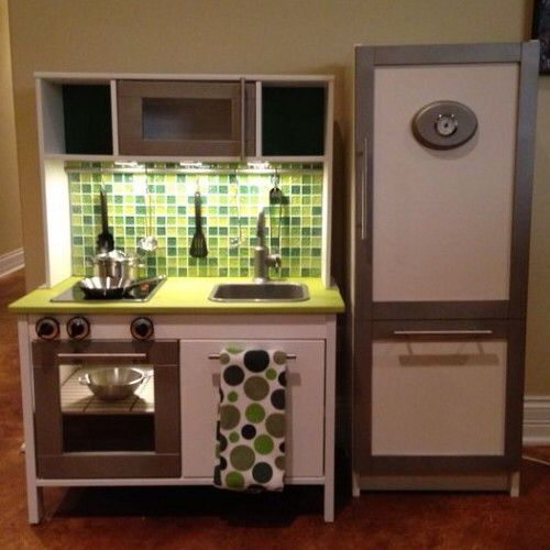 Duktig Mini Keuken : 1000+ images about IKEA HACK DUKTIG Kinderküche on Pinterest