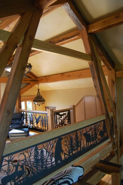 Best 24 Best Metal Stairs And Railings Design Images On 400 x 300