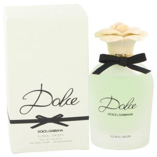 Dolce Floral Drops By Dolce & Gabbana Eau De Toilette Spray 2.5 Oz (pack of 1 Ea)