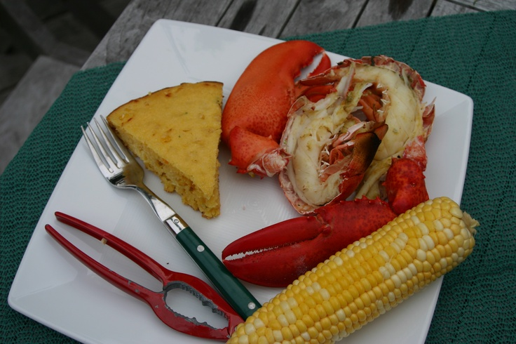 ... summer is over. | Seafood | Pinterest | Grilled Lobster, Lobsters and