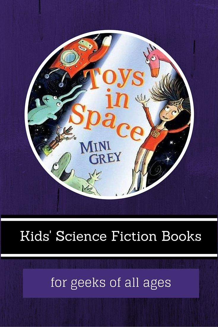 Children's Science Fiction Picture Books For Geeks of All Ages | Planet Jinxatron