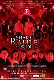 Shake Rattle And Roll 9 Full Movie. Like the previous installments, Shake,Rattle and Roll 9 showcases three horror episodes. The first story, Christmas Tree is about a family who are spending their christmas vacation on their...