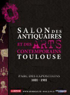 L'agenda des Salons des Antiquaires en France