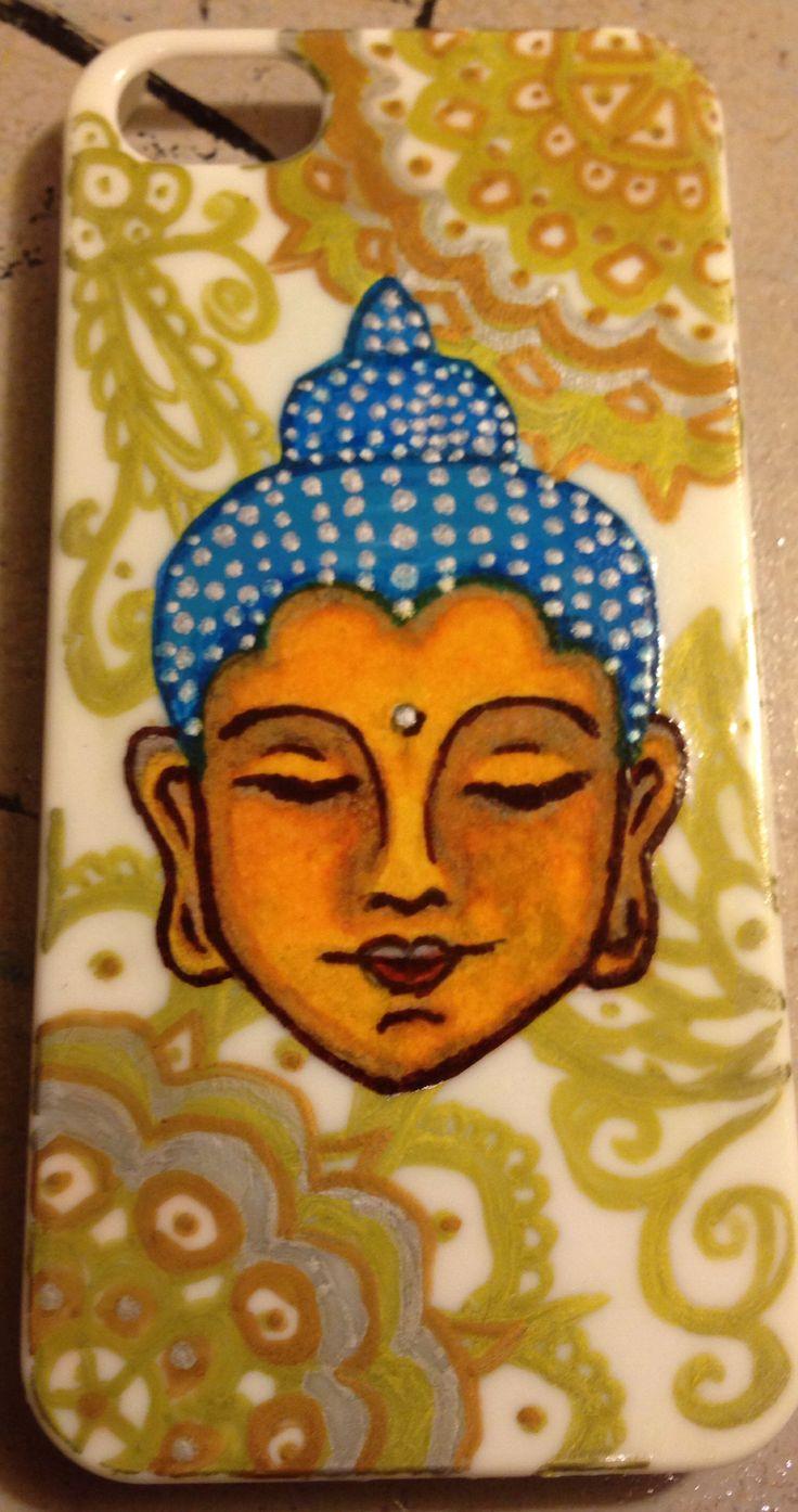 4f18484d6a508036dc835611cdb468c5 diy cell phone case buddha