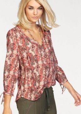 Vzorovaná halenka, Laura Scott #avendro #avendrocz #avendro_cz  #fashion #discount #laurascott #blouse