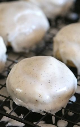 "Southern Tea Cakes...I love her comment: ""...frosting rules my life."""