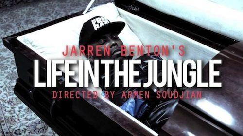 Jarren Benton - Life In The Jungle   Music Video