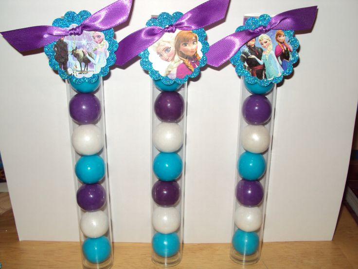 30 Disney Frozen Party Favor Bundle By SweetlyIntoxicating 6450