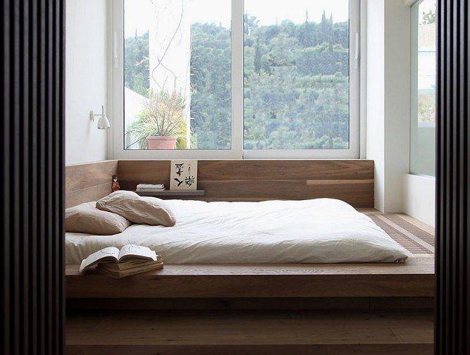 Die besten 25+ Japanisch inspiriertes schlafzimmer Ideen auf - schlafzimmer mit ausblick ideen bilder