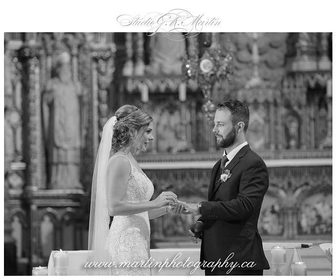 C & M SAY I DO – WEDDING AT NOTRE DAME CATHEDRAL & OTTAWA NATURE MUSEUM - OTTAWA WEDDING PHOTOGRAPHERS STUDIO G.R. MARTIN
