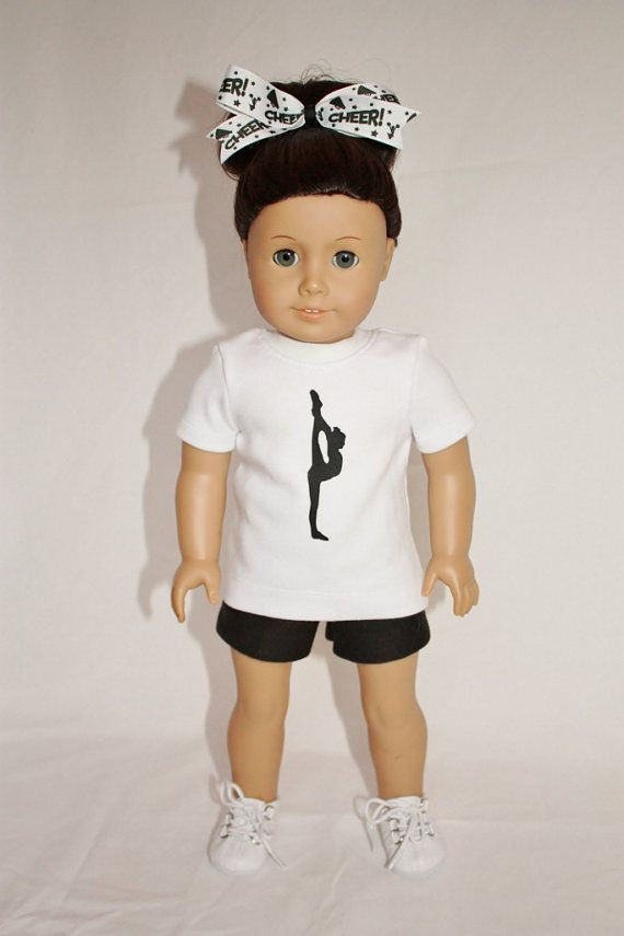 Hey, I found this really awesome Etsy listing at https://www.etsy.com/listing/190036664/american-girl-18-doll-cheerleader