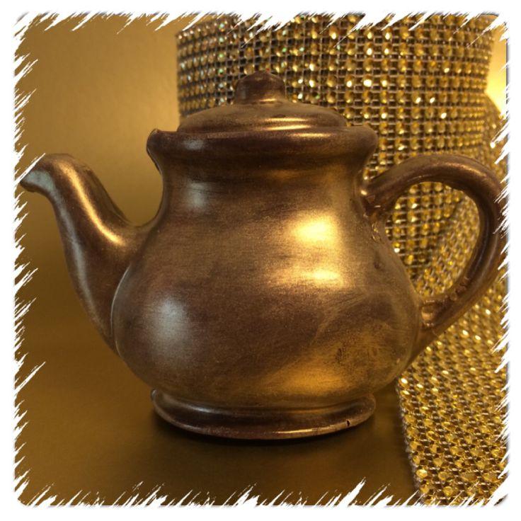 Tekanne sjokolade ❤️ Teapot chocolate