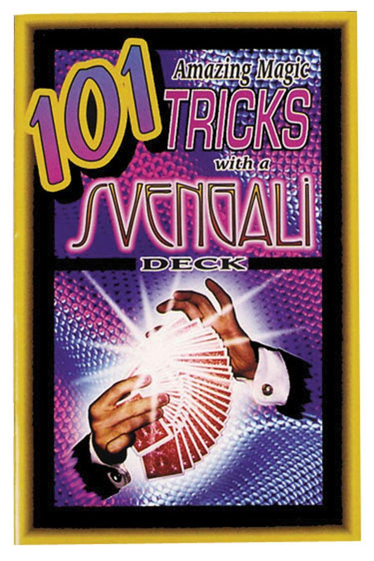101 TRICKS WITH SVENGALI DECK