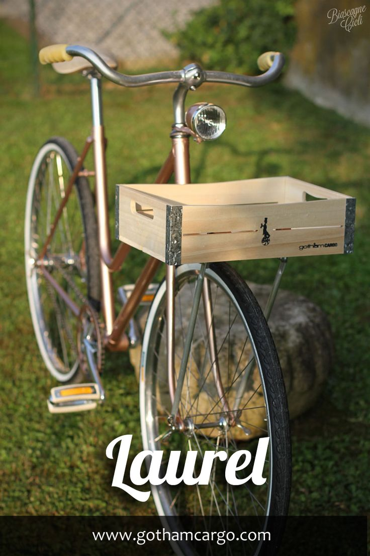 Gothamcargo bicycle baskets