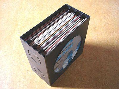 Opberg-ding voor LP's
