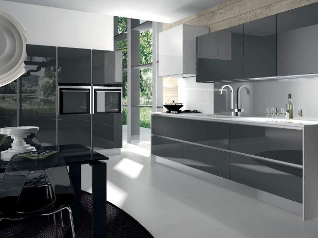 Glass Kitchen Door 3