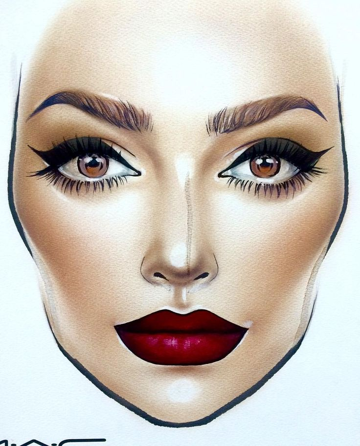 Moscow MAC Smolensky Passage Makeupartist Facechartartist Art sxmilk1422@gmail.com