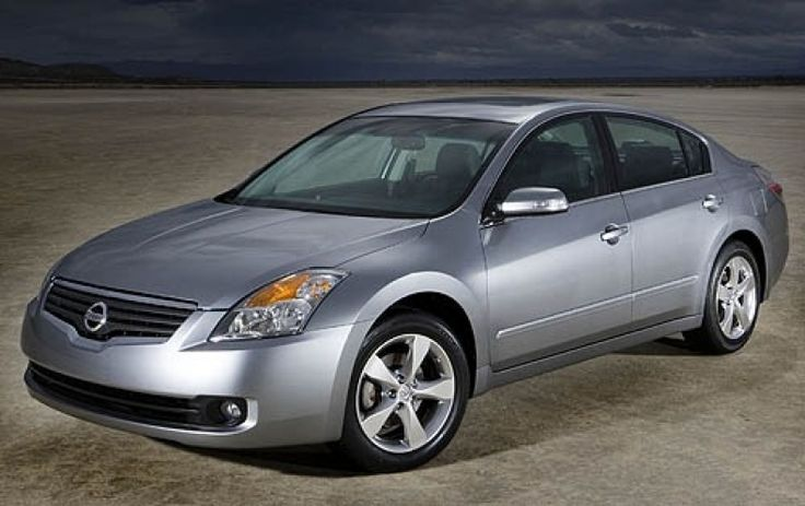 Tires For 2007 Nissan Altima