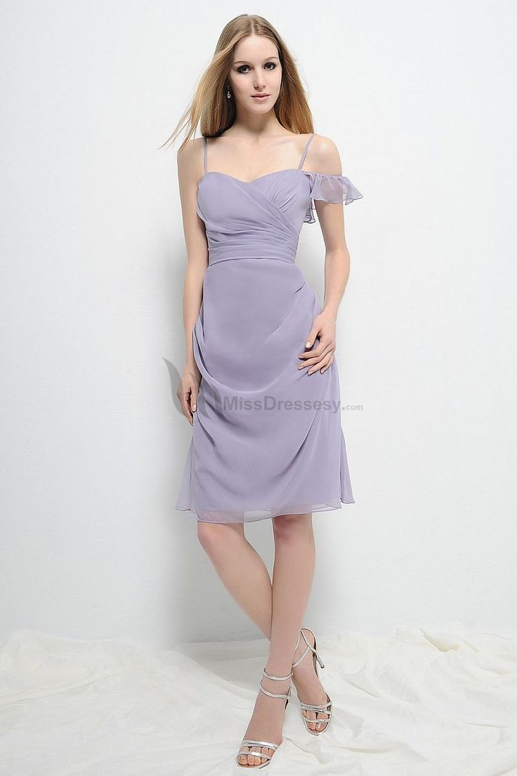 62 best Short Bridesmaid Dresses images on Pinterest | Wedding party ...