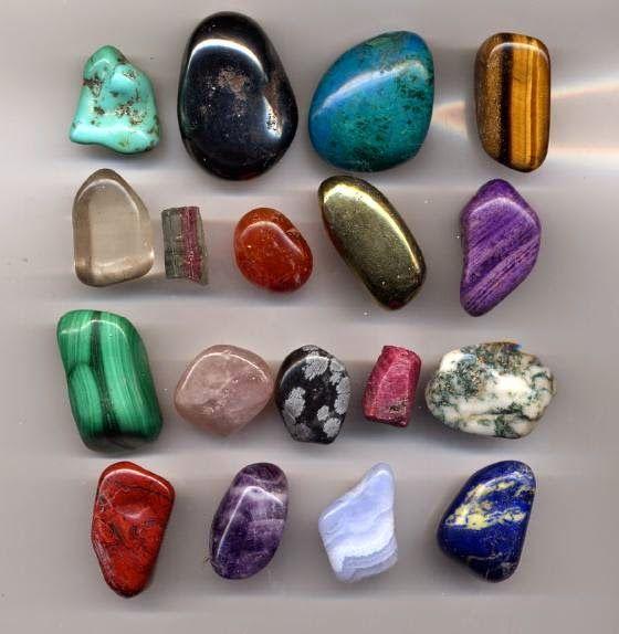 Combinaciones favorables de Cristales