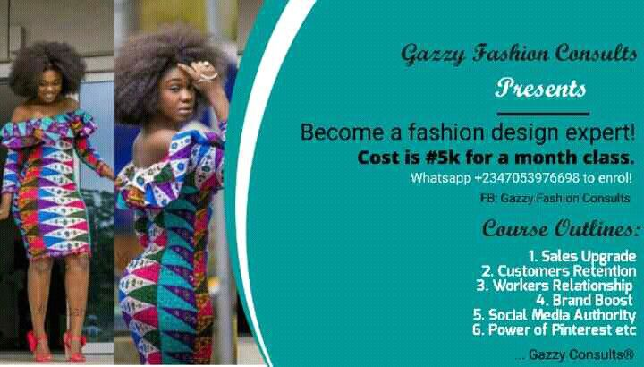 Become A Fashion Design Expert Within A Month And Boost Your Sales Whatsapp 2347053976698 To Enrol T African Dresses For Women Fashion Design African Women