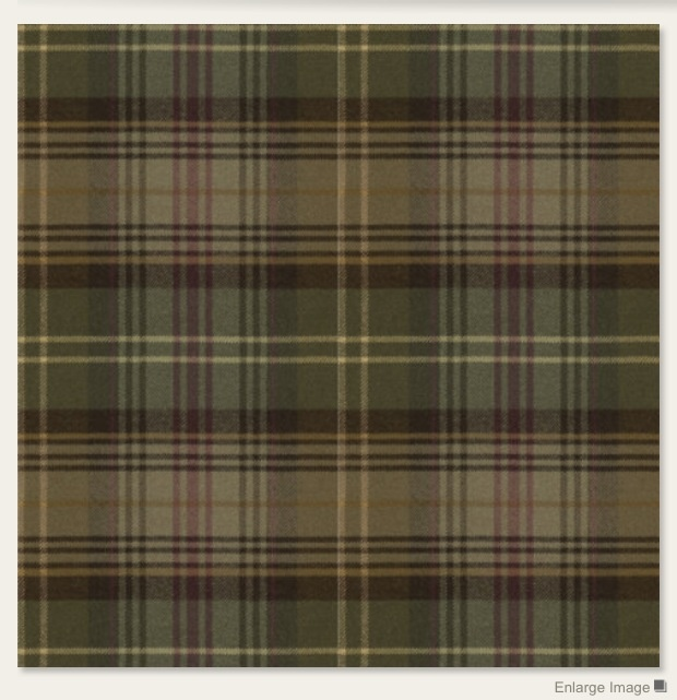 Ralph Lauren Huxley Plaid Fabric Fabric In 2019 Plaid