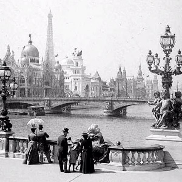 Victorian era Paris