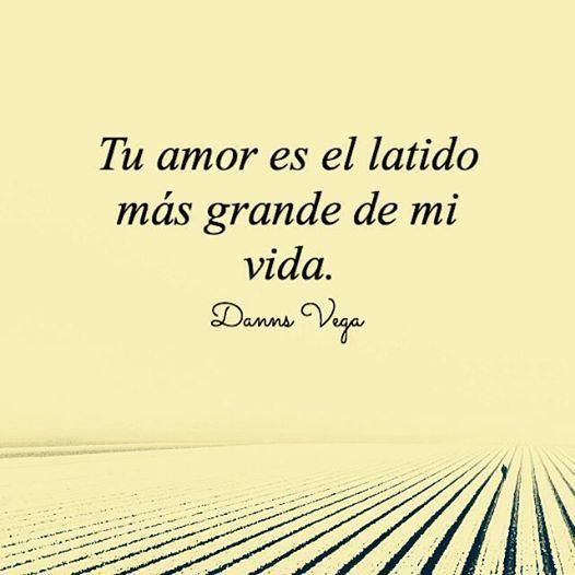 Tu amor .....