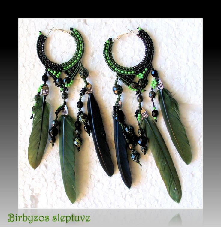 #earrings #dreamcathers