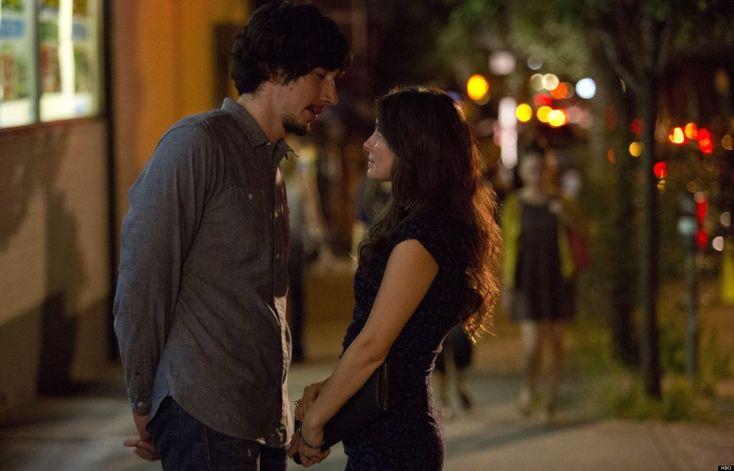 """Girls"" - Adam (Adam Driver) and Natalia (Shiri Appleby) Lena Dunham discusses."
