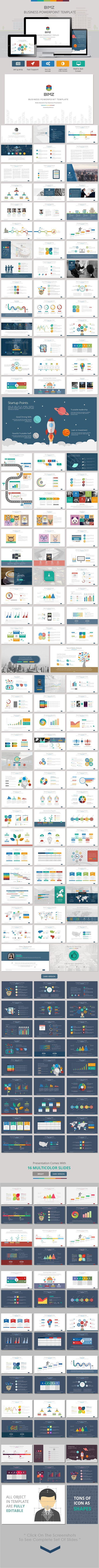 Bimz - Business Powerpoint Template #presentation Download: http://graphicriver.net/item/bimz-business-powerpoint-template/11254560?ref=ksioks